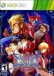 BlazBlue-Continuum-Shift-Extend-Xbox-360-Kids-Game-Fast-Ship