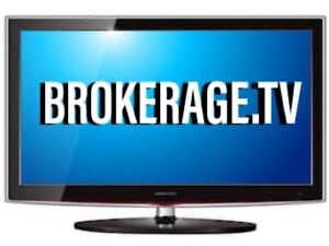 BROKERAGE.TV Domain