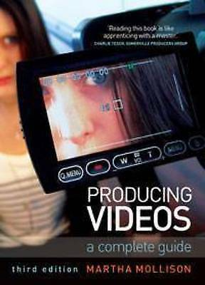 1 of 1 - Producing Videos : A Complete Guide By Martha Mollison Paperback