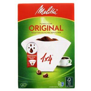 80 pz. Melitta Set di filtri per caffè