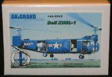 Anigrand Models 1/72 BELL XHSL-1 U.S. Navy Anti-Submarine Warfare Helicopter
