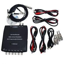 Hantek 1008C PC USB 8CH Oscilloscope Automotive Diagnostic DAQ/Program Generator