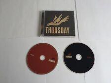 Thursday - Kill the House Lights (CD DVD 2 DISC SET )