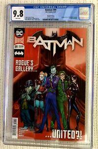 Batman #89 CGC 9.8