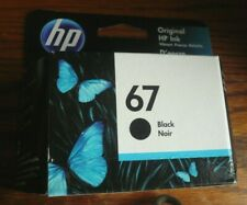 HP 67 (3YM56AN) Black Original Ink Cartridge