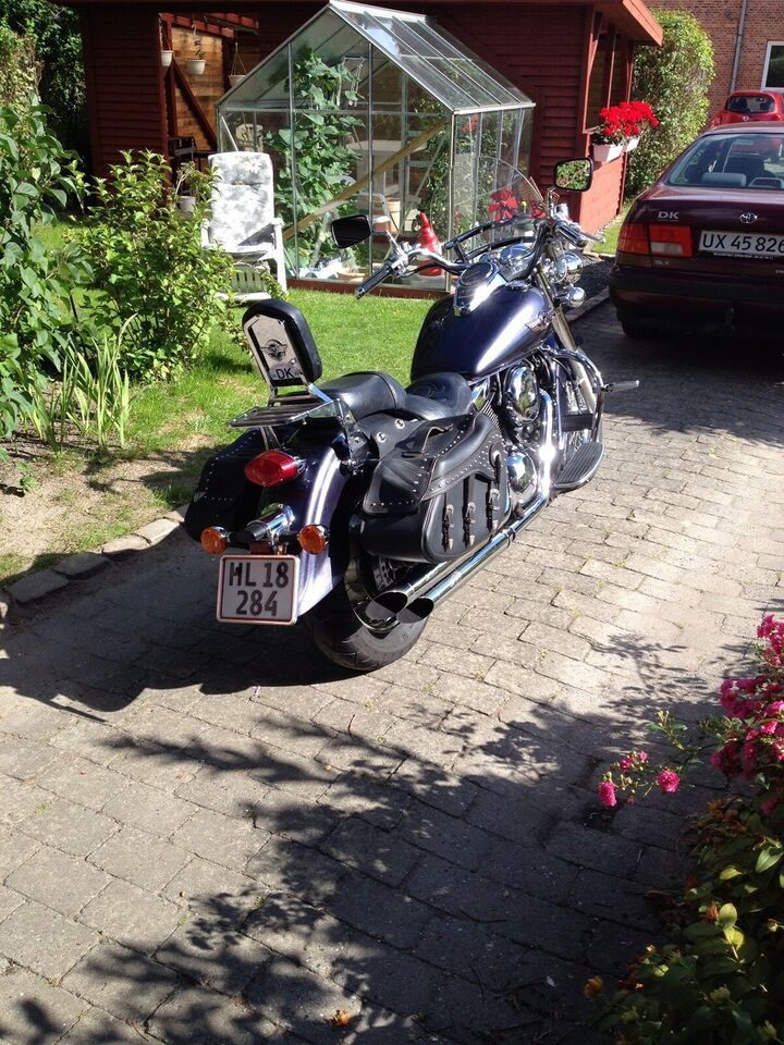 Kawasaki, Vn, 1500 ccm