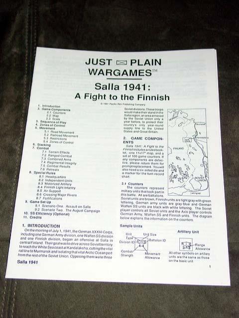 Pacific rim publishing - salla 41  kampf dem finnischen cats (unpunched)