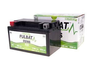 batterie fulbat gel ftz10s 12v 8 6ah ytz10s suzuki burgman. Black Bedroom Furniture Sets. Home Design Ideas
