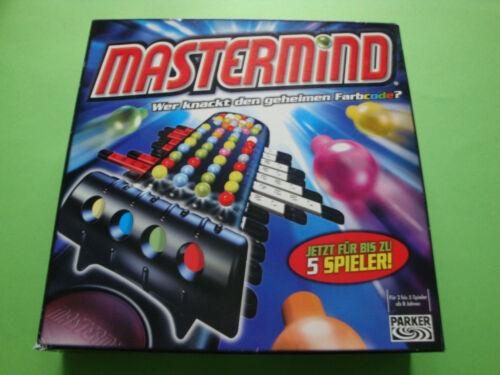 1 von 1 - Mastermind - Wer knackt den geheimen Farbcode?