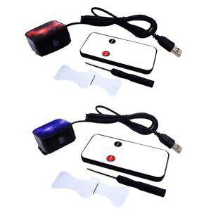 Luci-Auto-Cielo-Stellato-Proiettore-Luci-Notturne-Illuminazione-Ambientale-M1L6