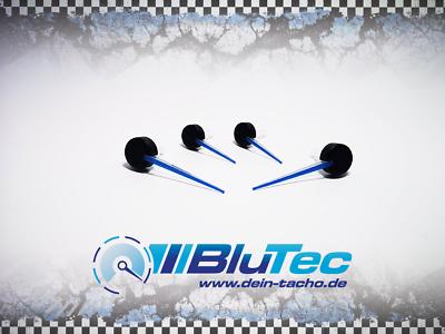 Farbfolie azules para bmw e46 velocímetro agujas//velocímetro puntero-m velocímetro-m óptica