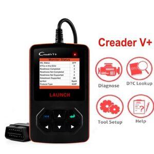 LAUNCH-CReader-V-OBD2-Fault-Code-Reader-Scanner-Automotive-Diagnostic-Scan-Tool
