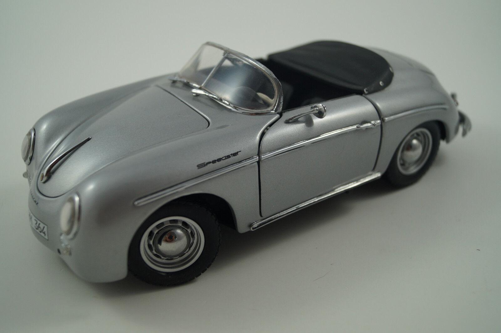 Kyosho Voiture Miniature 1 18 Porsche 356 A Speedster