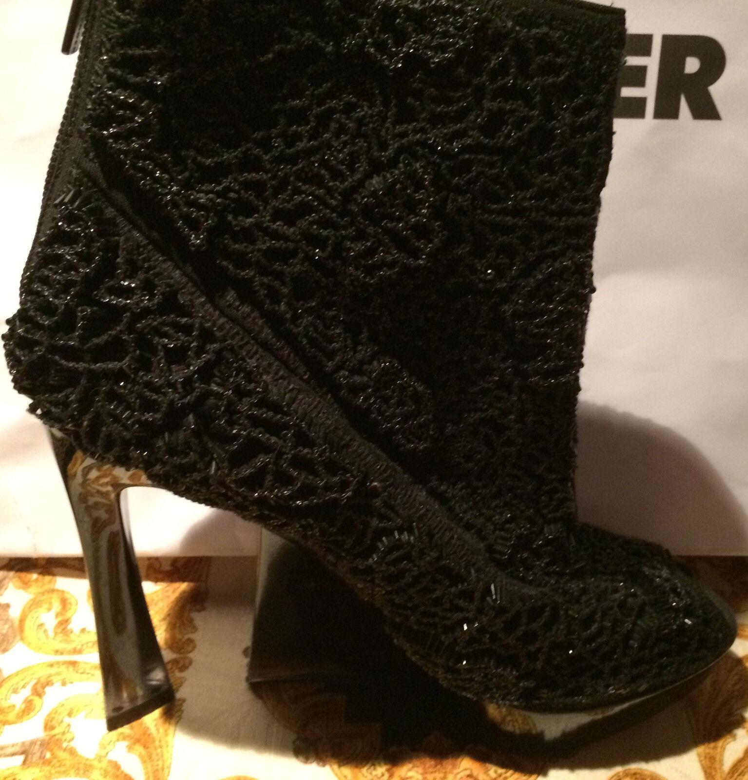 JIL SANDER, 2100 euros, taille taille taille 39, Designer Été Bottines, Chaussures, luxe, couture 64e575