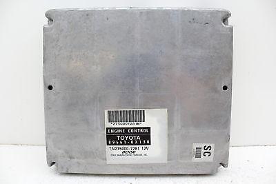 2004...04 TOYOTA SOLARA  AUTO 4CYL ENGINE CONTROL MODULE//COMPUTER.ECU..ECM..PCM