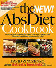 The New Abs Diet Cookbook: Hundreds of Powerfood Meals That Will Flatten Your Stomach and Keep You Lean for Life by David Zinczenko (Hardback, 2011)