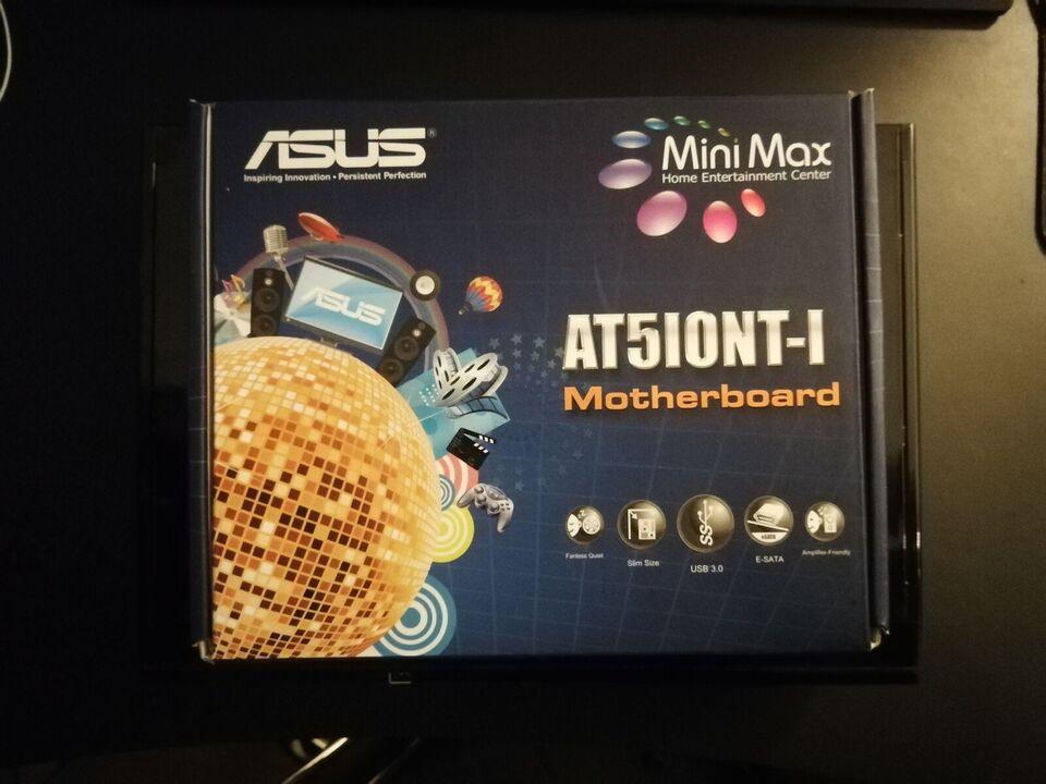 Selvbyg, Asus, Atom D525 Ghz