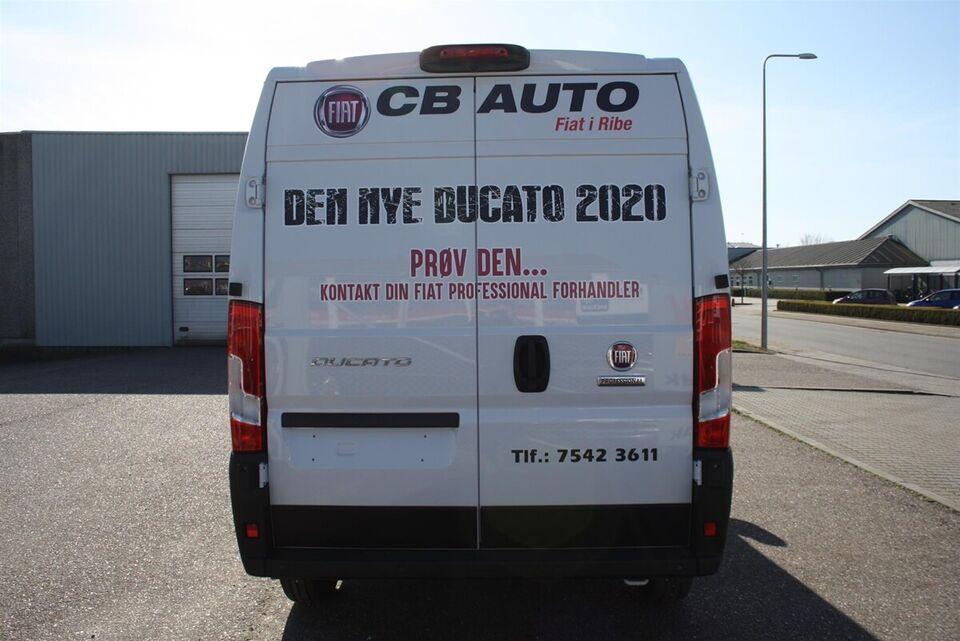 Fiat Ducato 35 2,3 MJT 140 Kassevogn L2H2 Pro+ d Diesel