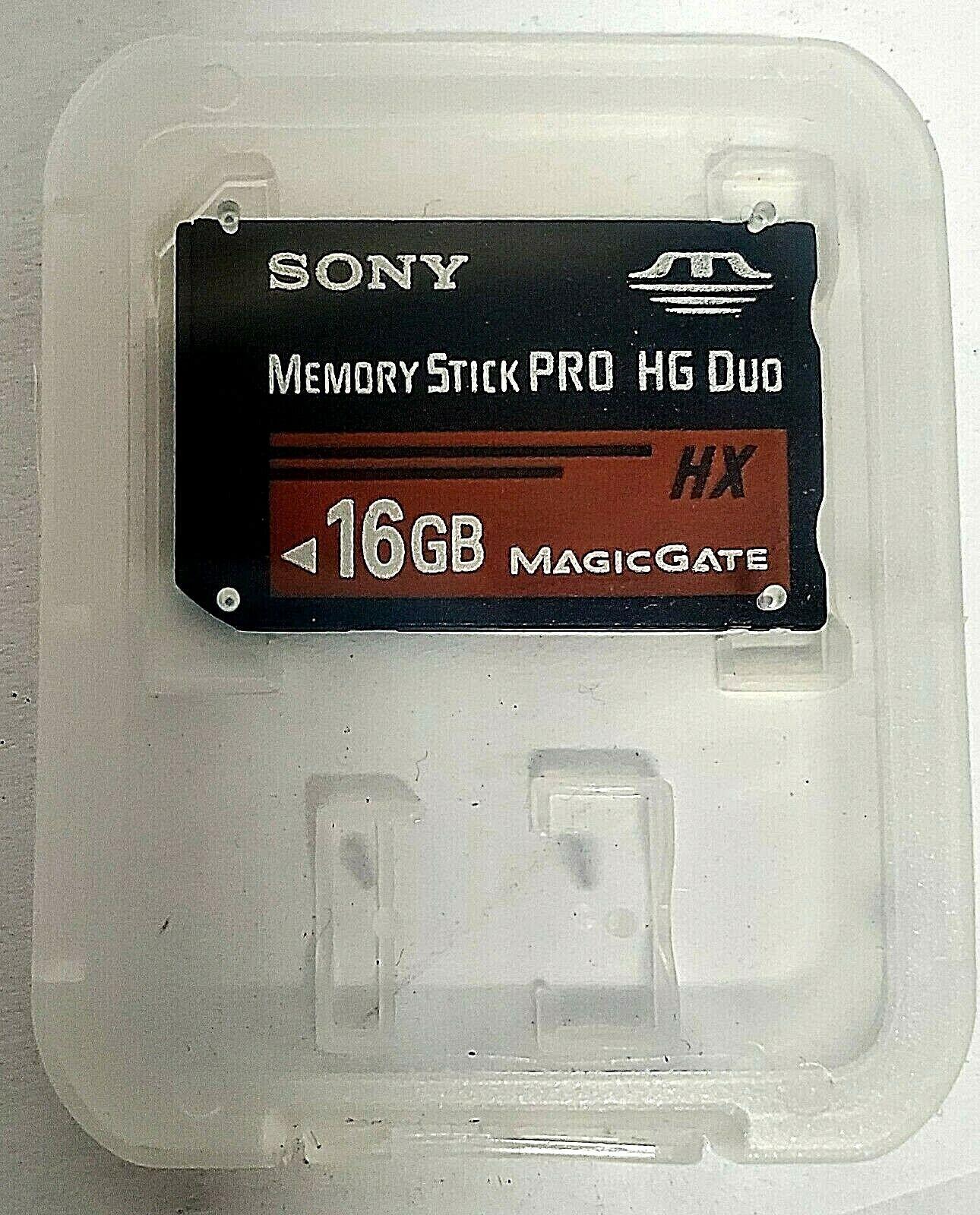 Sony 16GB Mirroring Memory Stick PX