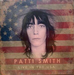 Patti-Smith-Live-in-the-USA-10-CD-Box-Set-inc-New-York-Boston-Eugene-etc