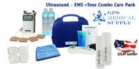 Personal Care Package Us Pro 1000 Unit Professional Ultrasound Portable Combo