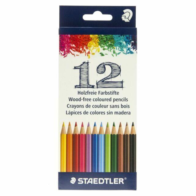 L/ápices de colores sin madera Staedtler