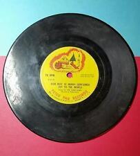 VINTAGE 1950's CHILDREN'S PETER PAN RECORDS - JOY to the WORLD - GOD REST YE