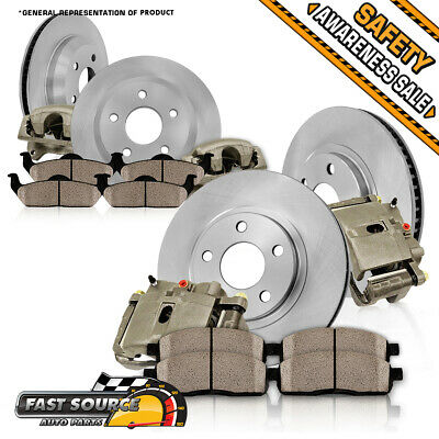 For Pontiac Solstice Saturn Sky Rear Drilled Slotted Brake Disc Rotors