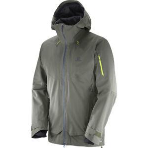 Salomon Rise Ski Jacket Mens