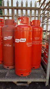 47 KG FLOGAS CALOR GAS PROPANE LPG GAS BOTTLE/CYLINDE<wbr/>R