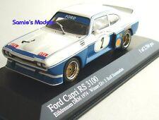 Minichamps - Ford Capri RS 3100 Stommelen, 1st Nurburgring DRM 1974 -1/43 NEW