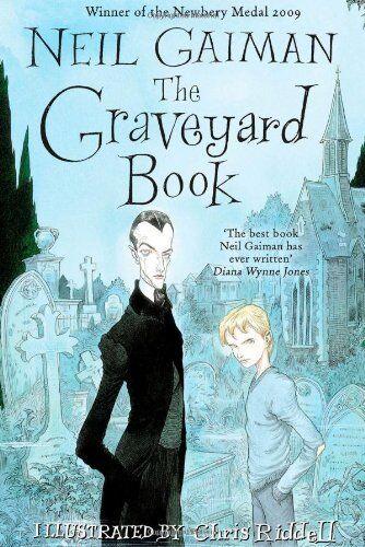 The Graveyard Book By Neil Gaiman, Chris Riddell. 9780747569015