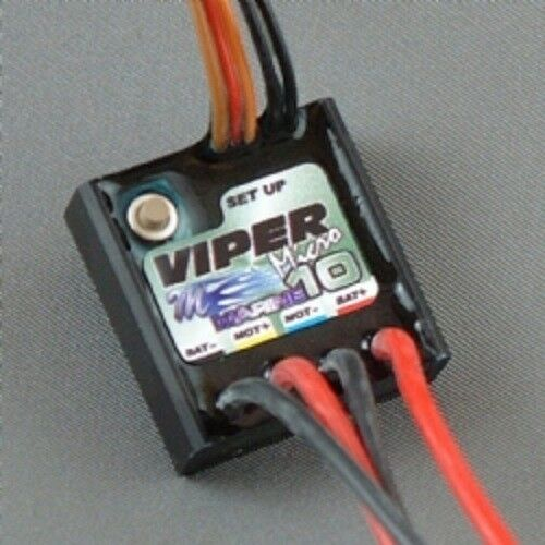 Mtroniks Viper Marine 10 model boat speed control Waterproof new