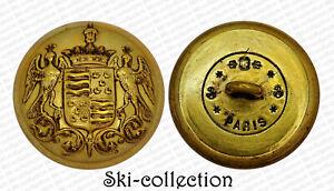 Boton-De-Livree-Condado-De-Grave-Francia-1863-31-MM
