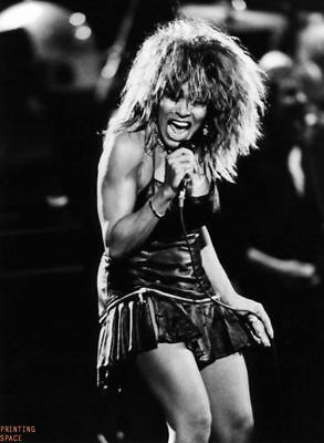 TINA TURNER Show 80s /& 90s Posters Teen TV Movie Poster 24X36 F