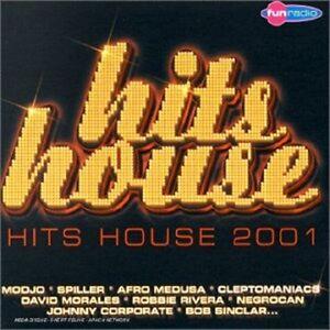 HITS-HOUSE-2001-CD