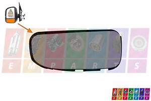 VW Crafter Blindspot Mirror/ Lower Glass 2017 Onwards Left N/S Mirror Glass