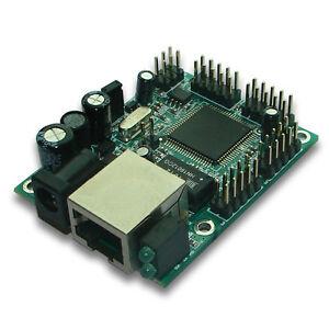 Ethernet-controller-module-WEB-server-IP