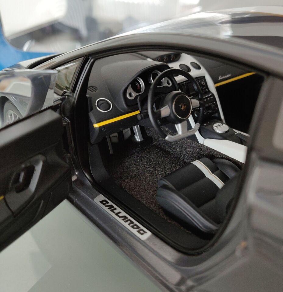 Modelbil, Autoart Lamborghini Gallardo, skala 1:18