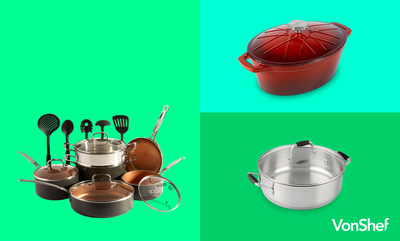 Get Ready for Christmas with VonShef Cookware