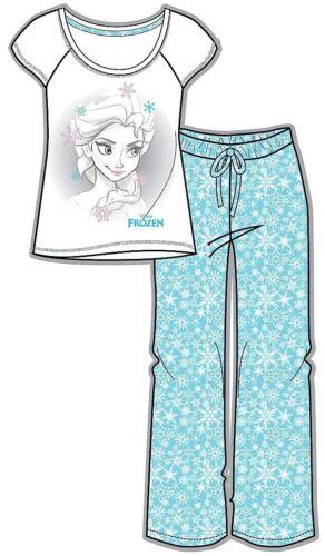 Donna Principessa Disney Elsa bellezza I Nani Pigiama Pj /'s 8//10 12//14 16//18 20//22