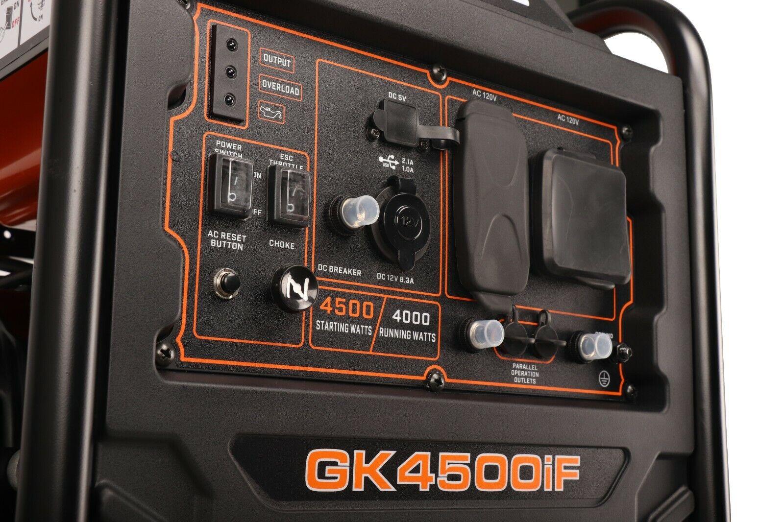 quiet generator for camping
