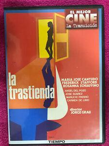 La-Back-Office-DVD-Maria-Jose-Cantudo-Frederick-Stafford-George-Gris