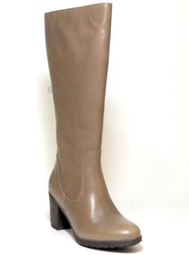 Schaft Vario Lederfutter Braun Footwear Echt 41 Leder Neu Jj Boots Taupe Stiefel TAxwYRX