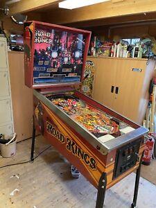 Road Kings Pinball Machine