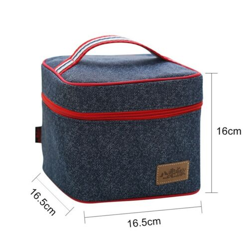 Adult Lunch Box Insulated Lunch Bag Large Cooler Tote Bag for Men Women Kids