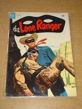 LONE RANGER #75 FN- (5.5) DELL COMICS SEPTEMBER 1954 COVER A