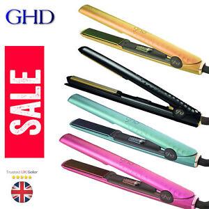 GENUINE-WOMEN-LADIES-GHD-HAIR-STYLER-STRAIGHTENERS-5-0-Rose-Gold-HOT-PINK-COLOUR