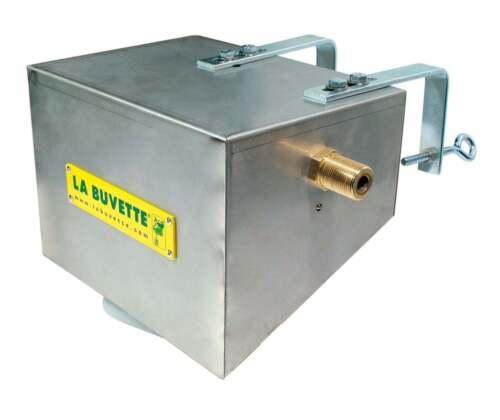La Buvette® Einbau-Schwimmerventil LACABAC 72 Schwimmer für Tröge und Wannen