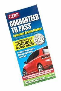 Details about CRC 05063 Guaranteed to Pass Emissions Test Formula - 12 Fl  Oz  12 Fluid Ounce
